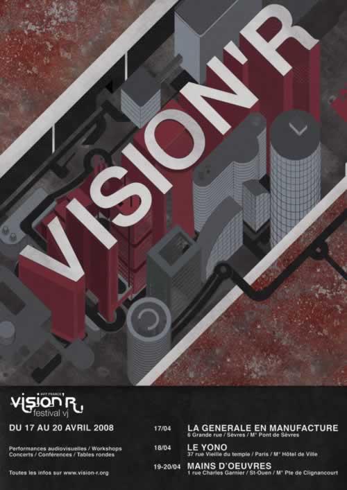 JABBERWOCK  EN  CONCERT AU VISION'R LE 19 AVRIL Visionr